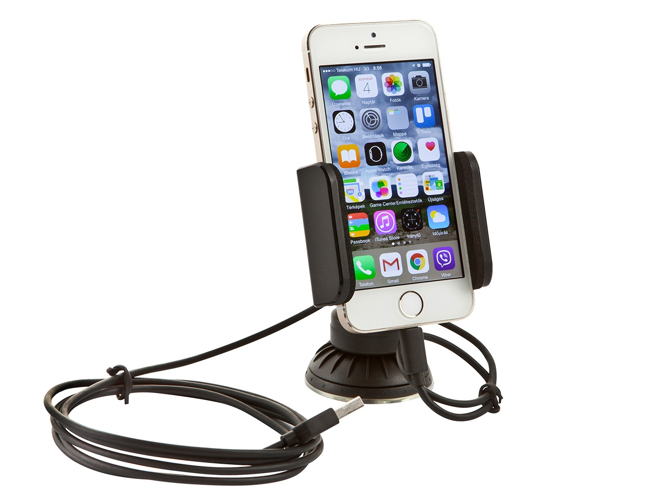 Iphone Car Dock: Car Dock 2 For IPhone